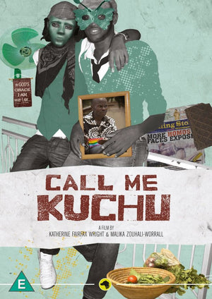 Call Me Kuchu DVD