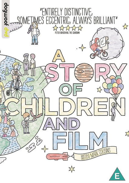 A Story of Children and Film DVD