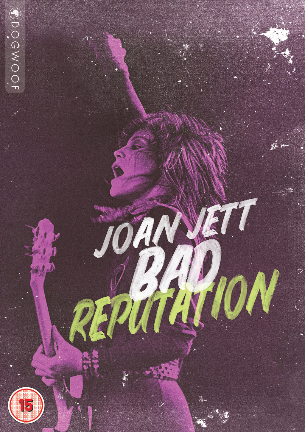 Bad Reputation DVD