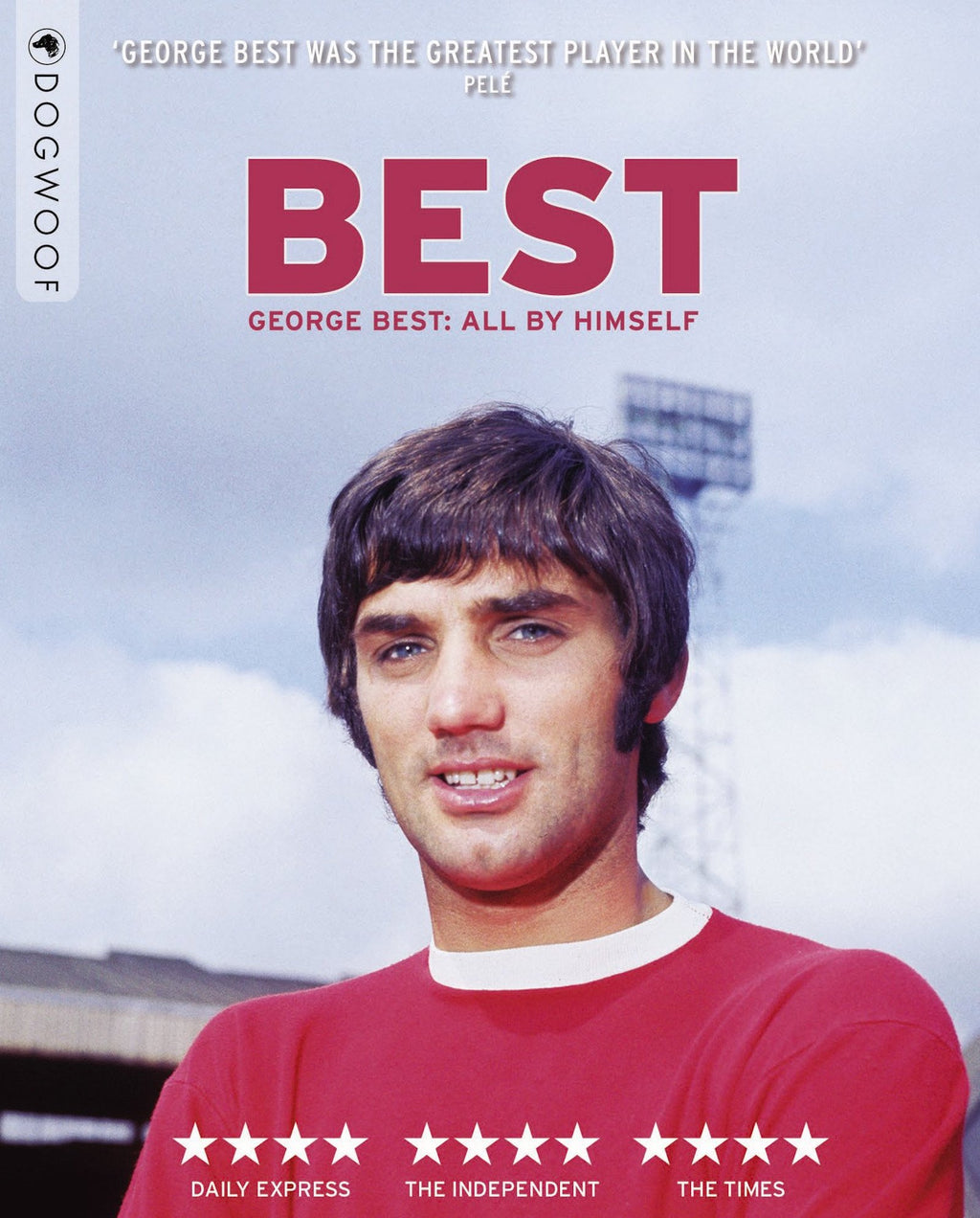 George Best: All By Himself Blu-ray