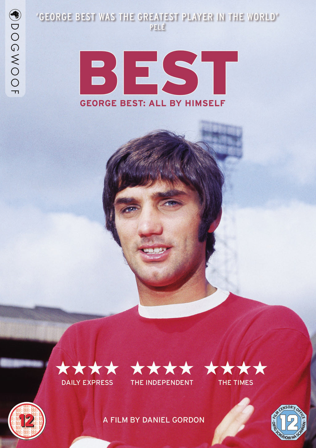 George Best: All By Himself DVD