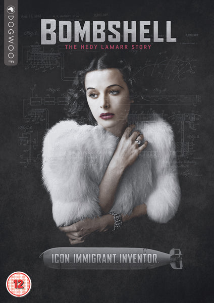 Bombshell: The Hedy Lamarr Story DVD