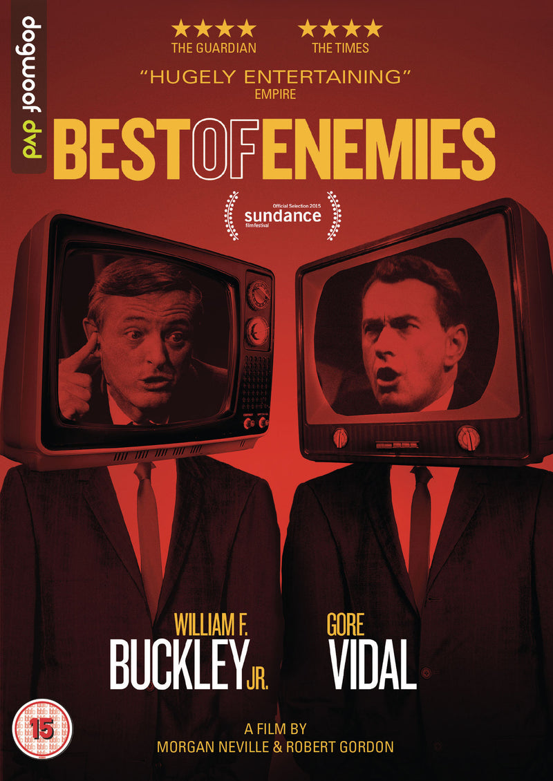 Best of Enemies DVD