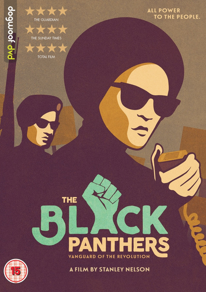 Black Panthers: Vanguard of the Revolution DVD
