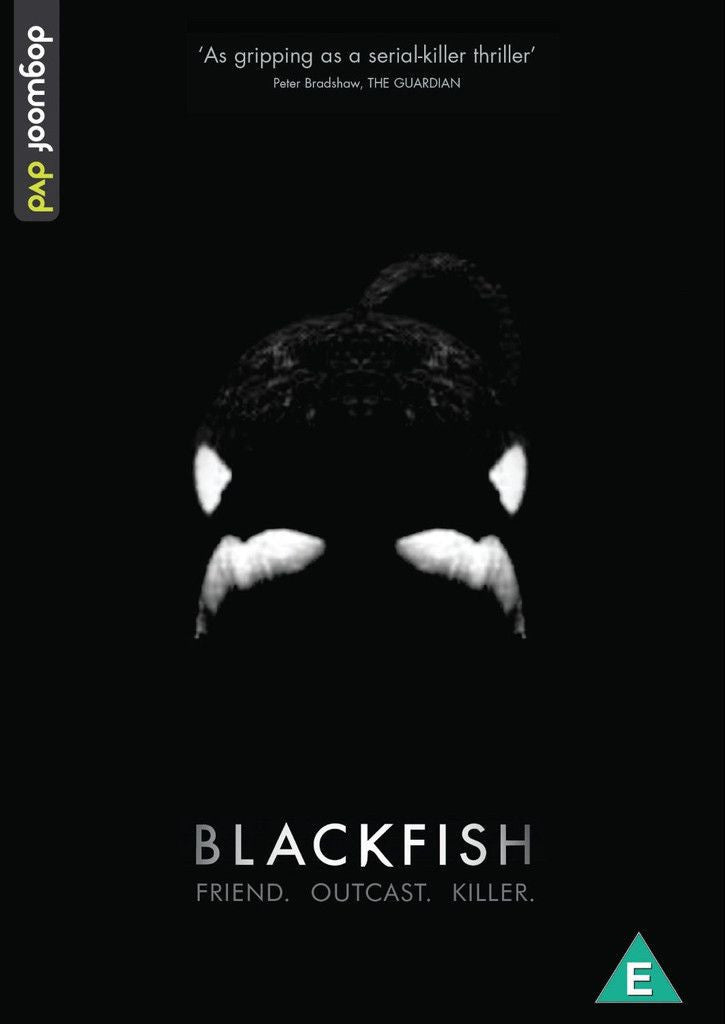 Blackfish DVD