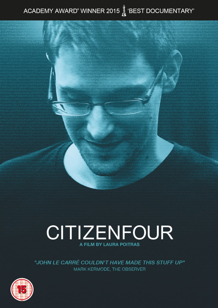 Citizenfour DVD