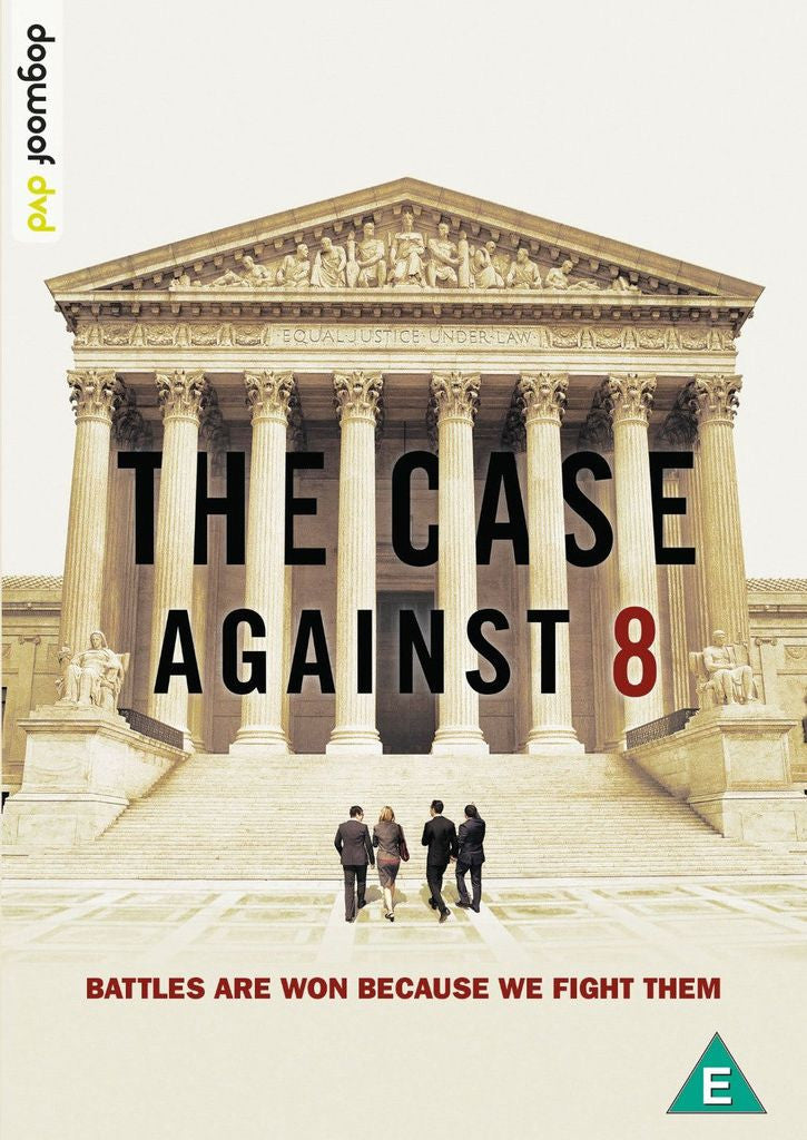 The Case Against 8 DVD