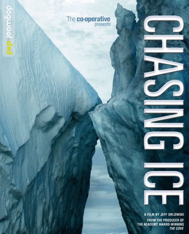 Chasing Ice Blu-ray