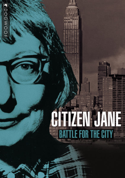 Citizen Jane: Battle for the City DVD