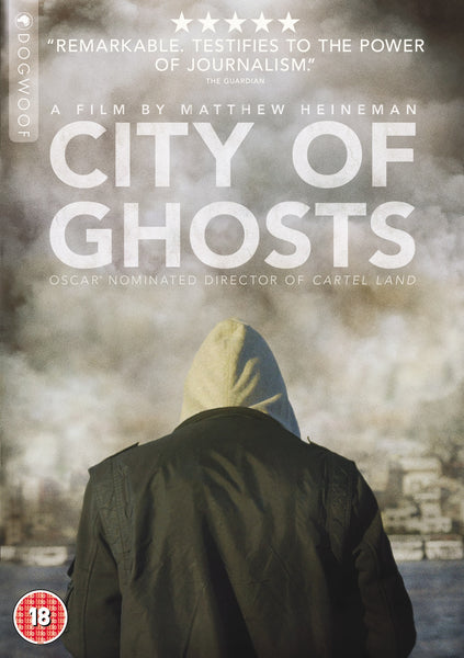 City of Ghosts DVD