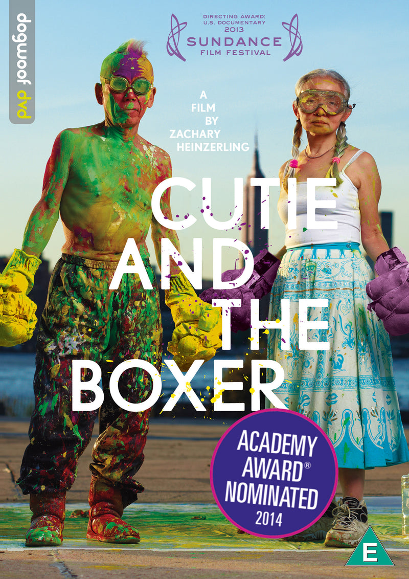 Cutie and the Boxer DVD