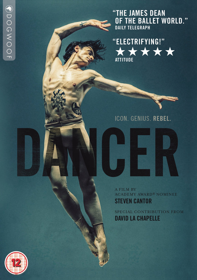 Dancer DVD