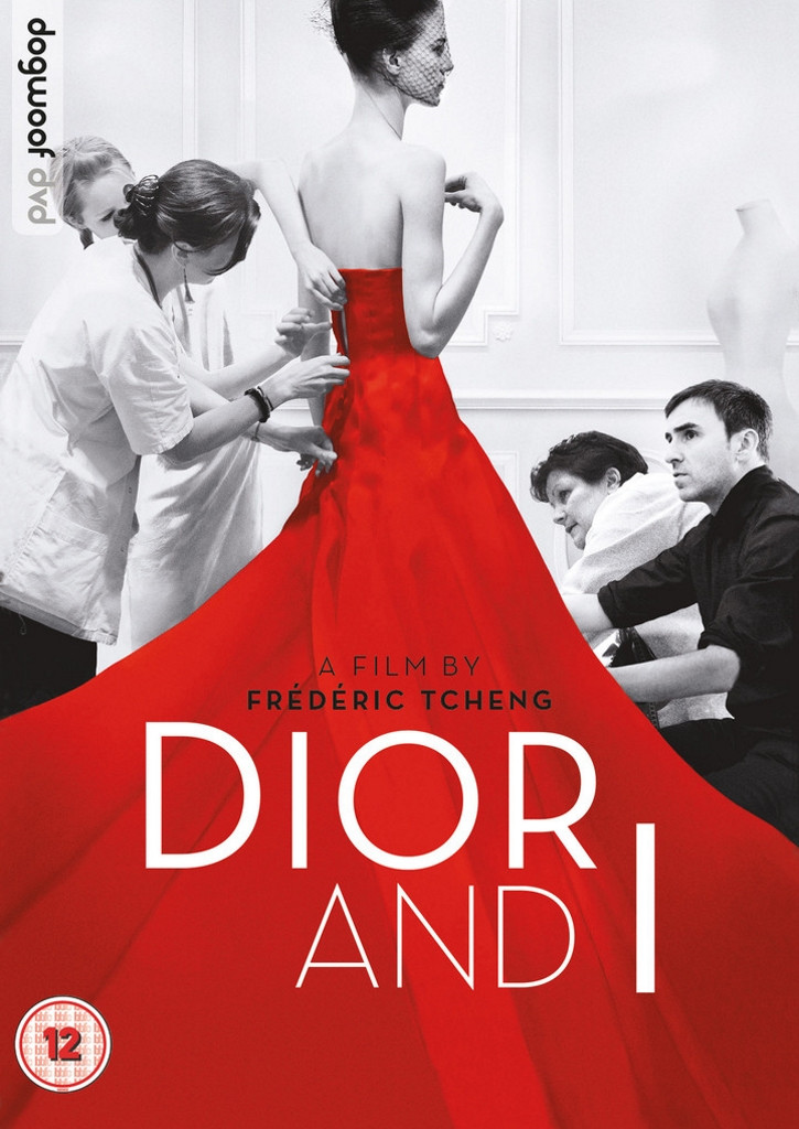 Dior and I DVD