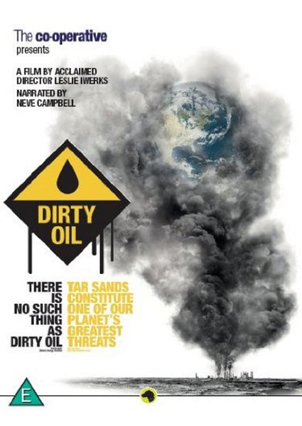Dirty Oil DVD