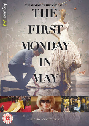 The First Monday in May DVD