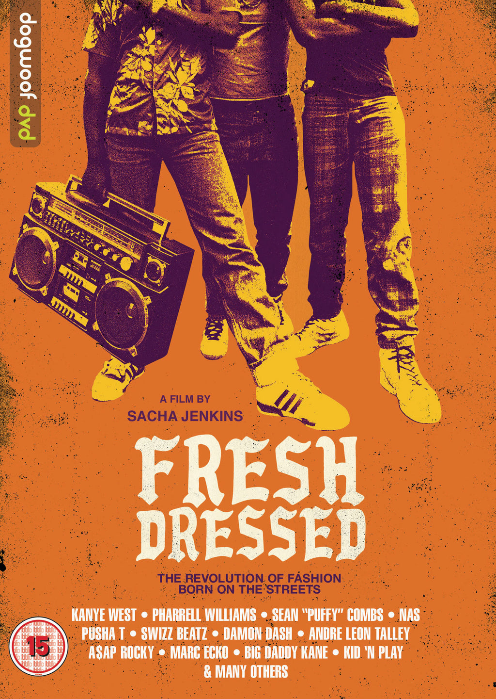 Fresh Dressed DVD