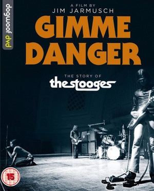 Gimme Danger Blu-ray