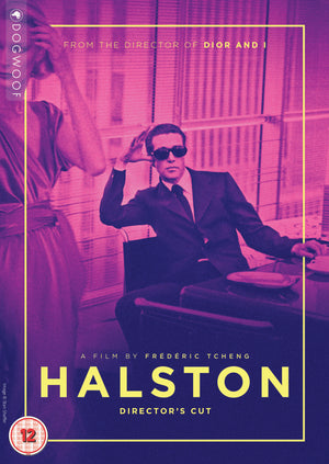 Halston - Director's Cut DVD