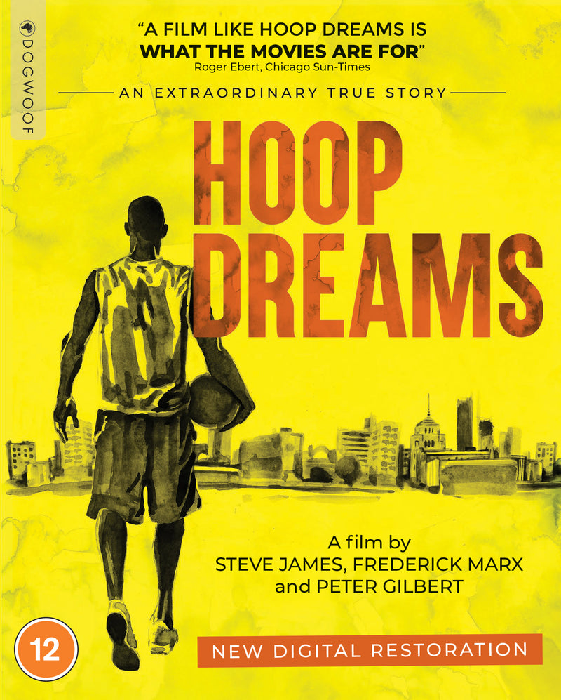 Hoop Dreams: 20th Anniversary Restoration Blu-ray