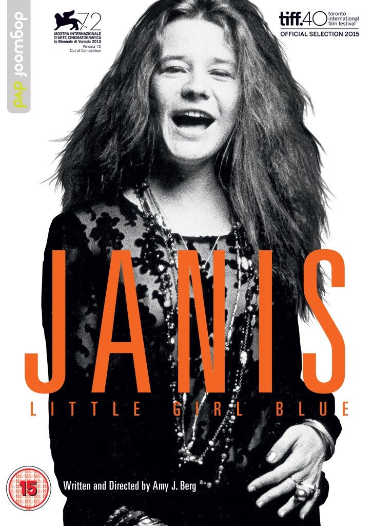 Janis: Little Girl Blue DVD