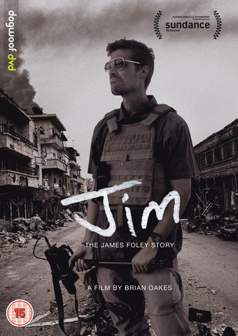 Jim: The James Foley Story DVD