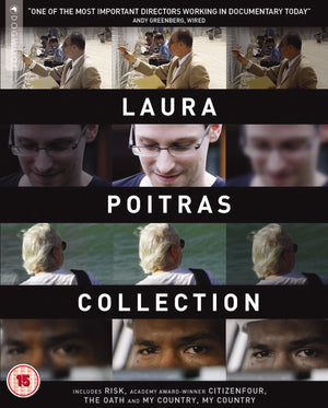 Laura Poitras Collection Blu-ray