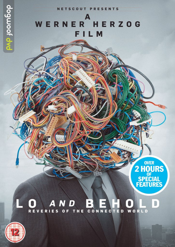 Lo and Behold, Reveries of the Connected World DVD
