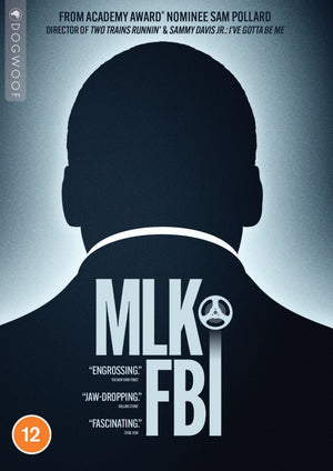 MLK/FBI DVD