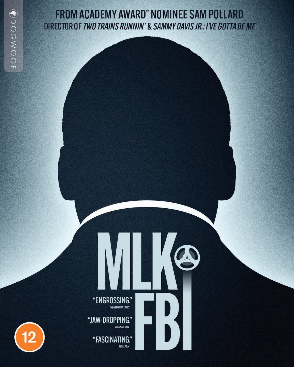MLK/FBI Blu-ray