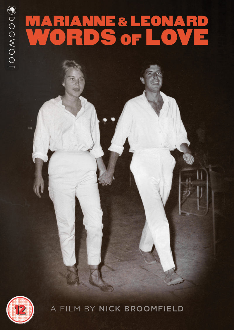 Marianne & Leonard: Words of Love DVD