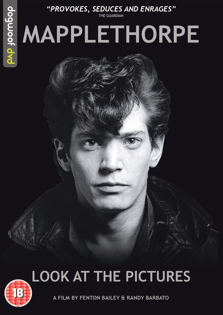 Mapplethorpe: Look at the Pictures DVD