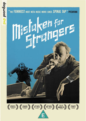 Mistaken for Strangers DVD