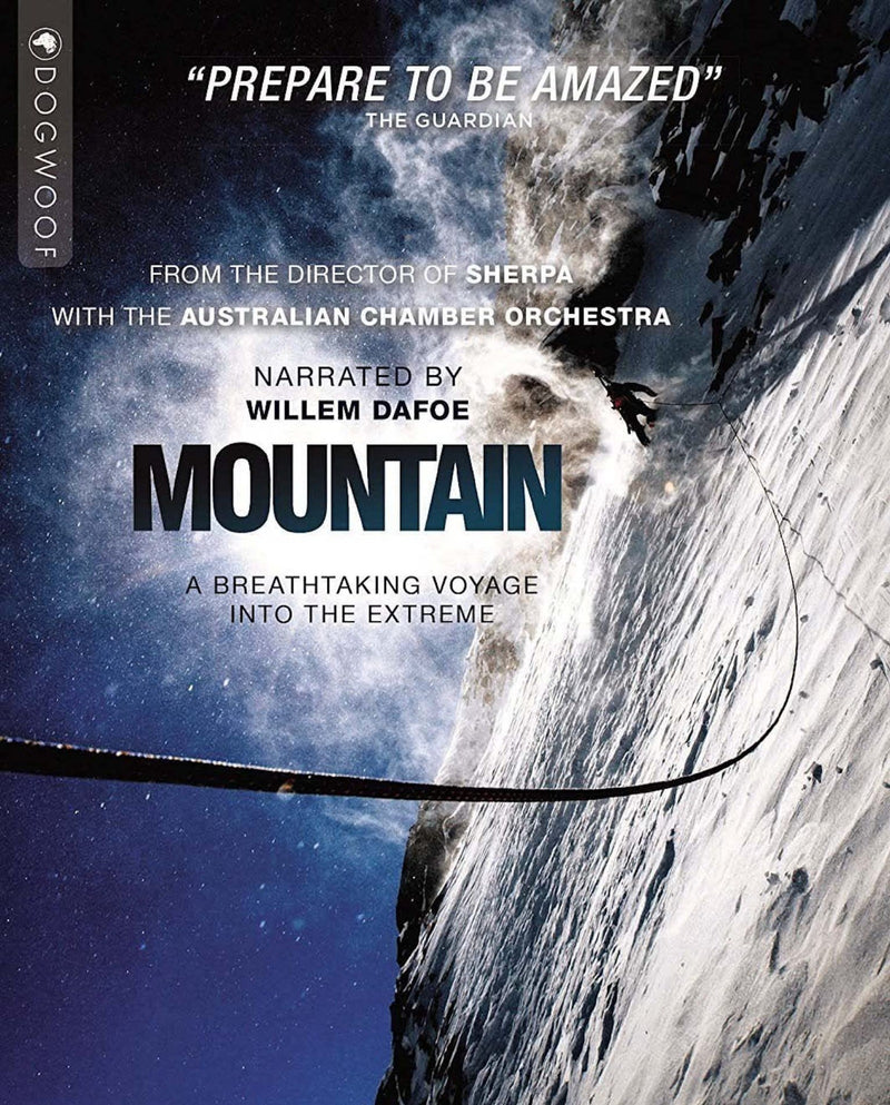 Mountain Blu-ray