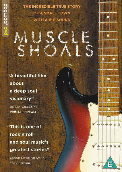 My American Express >> Muscle Shoals DVD – Dogwoof Shop
