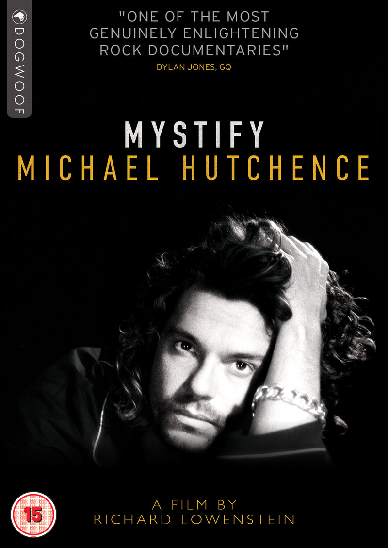 Mystify: Michael Hutchence DVD