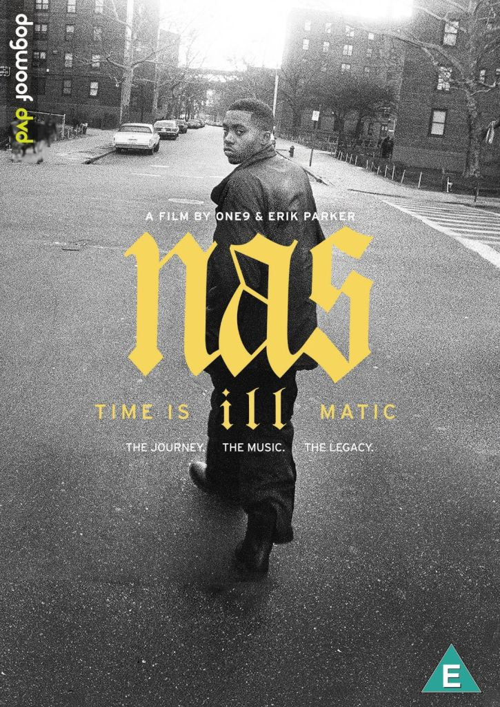 Nas: Time Is Illmatic DVD