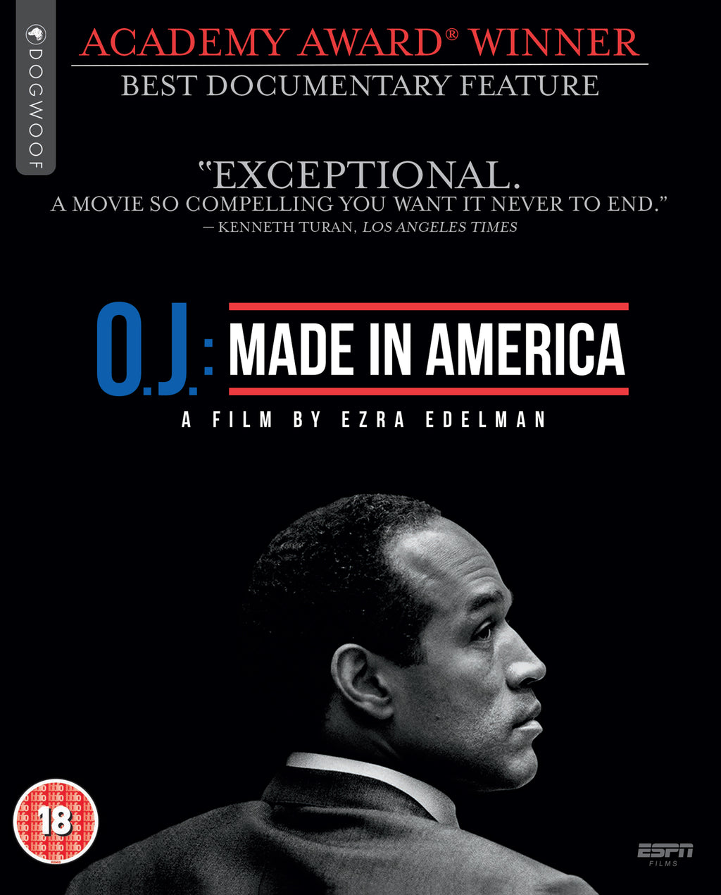 O.J.: Made in America Blu-ray