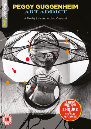 Peggy Guggenheim: Art Addict DVD