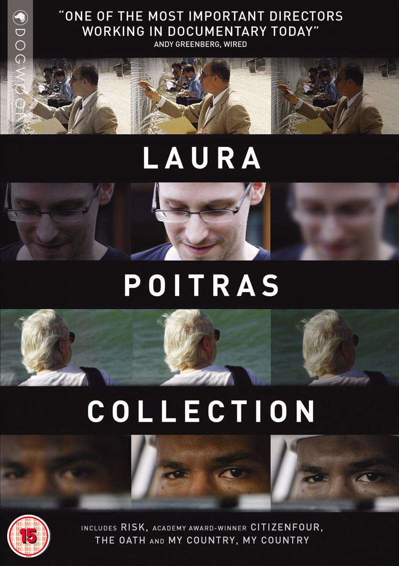 Laura Poitras Collection DVD