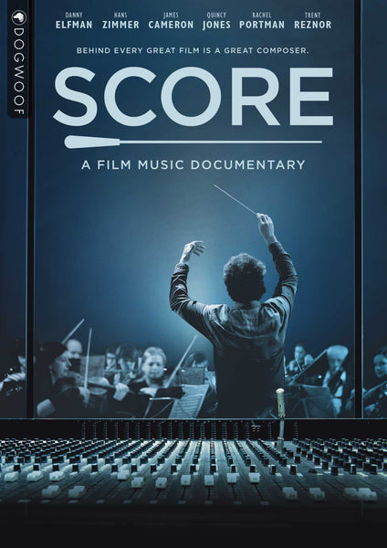 Score: A Film Music Documentary DVD