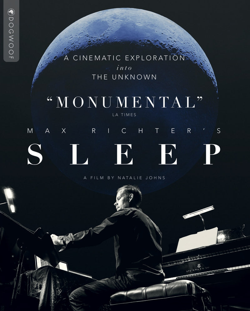 Max Richter's Sleep Blu-ray