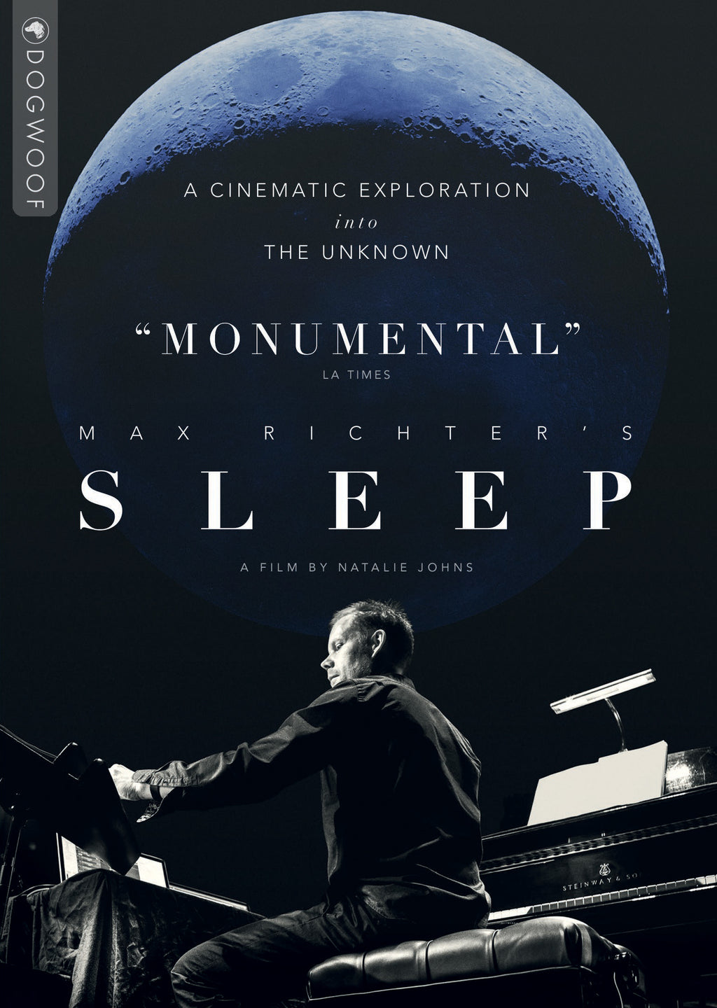 Max Richter's Sleep DVD