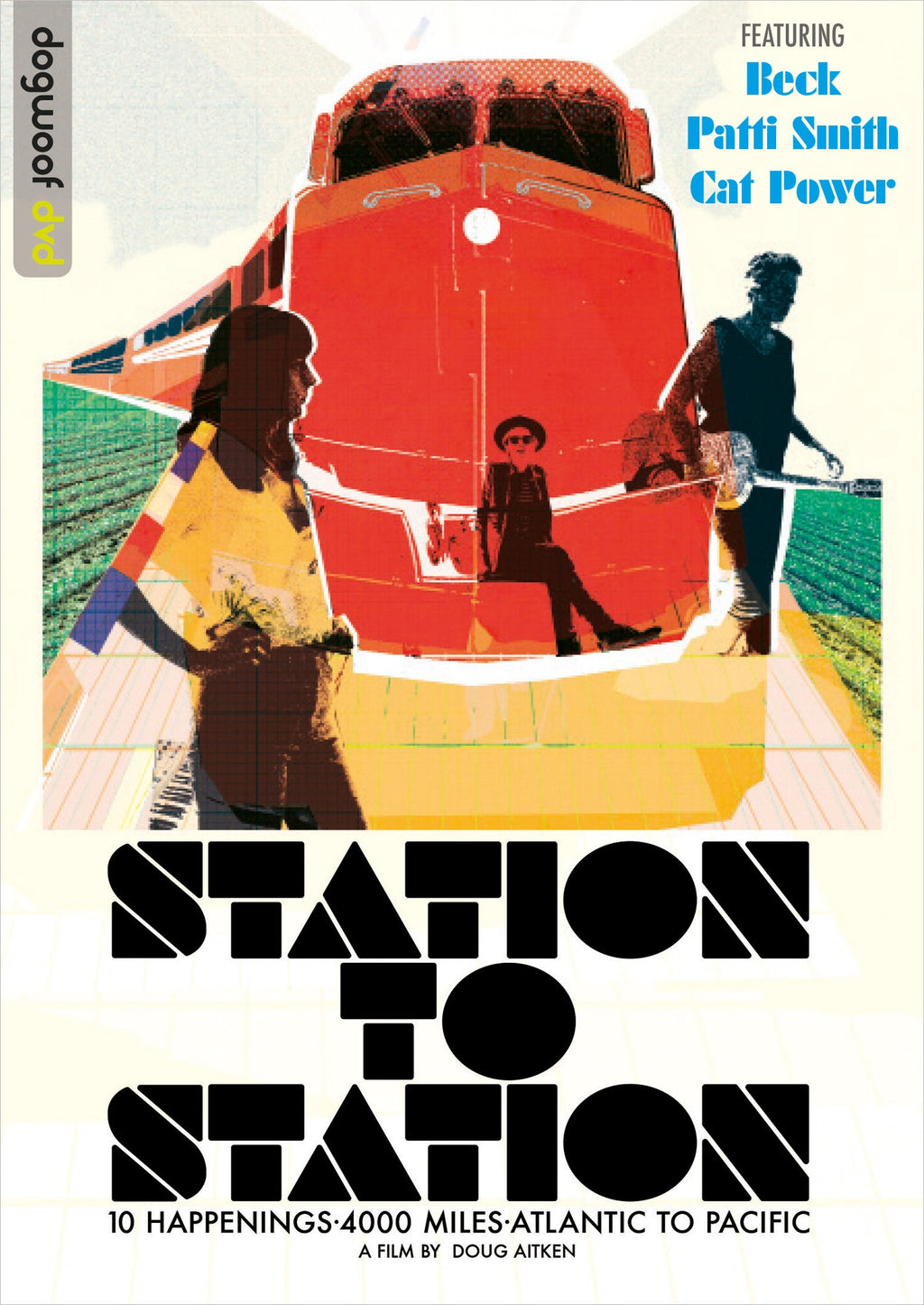 Station to Station DVD
