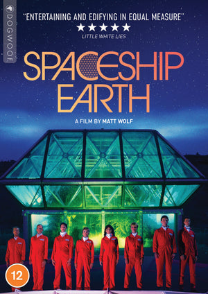 Spaceship Earth DVD