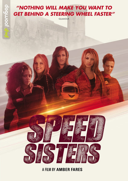Speed Sisters DVD