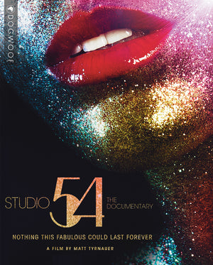 Studio 54: The Documentary Blu-ray