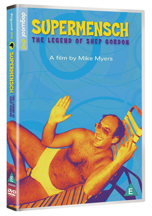 Supermensch: Shep Gordon DVD