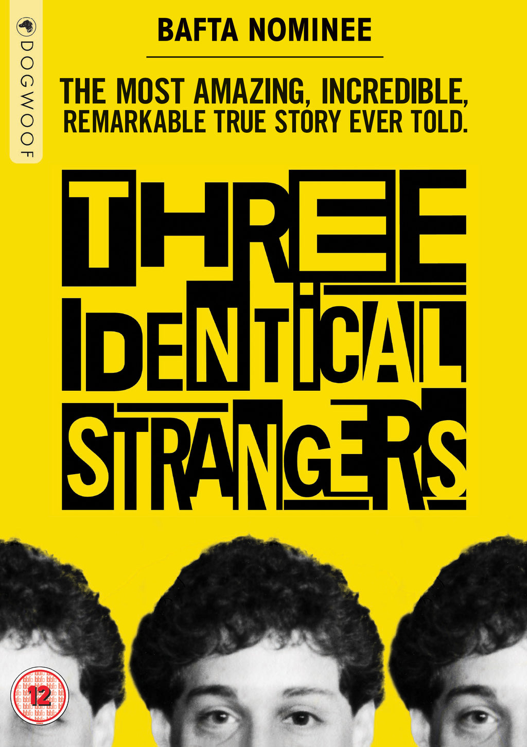 Three Identical Strangers DVD