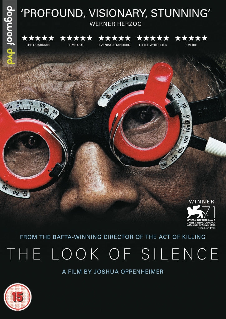 Look of Silence DVD