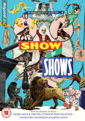 The Show of Shows DVD